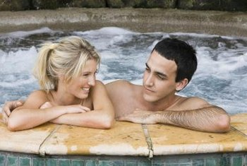 Eliminate smelly mildew to fully enjoy your hot tub.