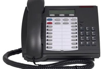 Office phone systems can include almost limitless incoming lines.