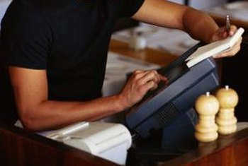 The price of a cash register runs anywhere from $100 to more than $1,000.