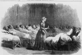 Florence Nightingale pioneered the idea of holistic nursing.
