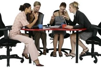 Good communications allow co-workers to share in decisions.