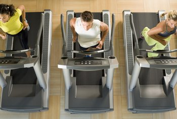 Running on a treadmill can help you lose weight and improve your fitness.