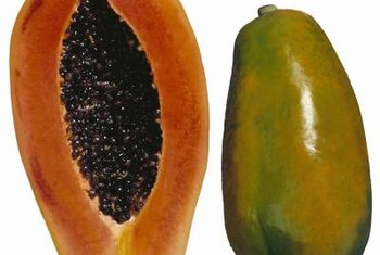 The vitamins in papaya juice benefit your immune system.