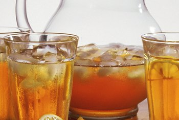 Make your own iced tea instead of buying pre-sweetened varieties.