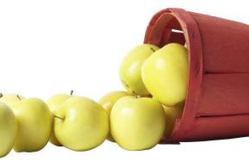 """Pristine"" apples have a longer shelf-life than many other varieties."