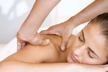 Massage therapist pay depends on several factors.