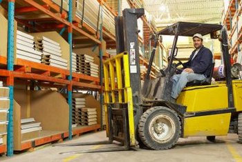 OSHA safety regulations protect forklift operators from workplace injuries.