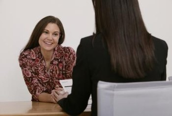 Work with a headhunter to help secure job interview opportunities.