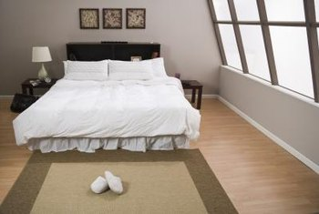 Ordinary beds can be converted easily to platform beds.