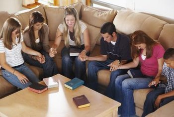 A youth ministry major prepares you for discipleship of children and teens.