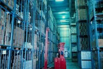 Inventory comes in all shapes and sizes, depending on the size and nature of the business.
