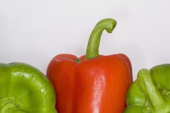 Fresh peppers are common ingredients in Jimmy John's sandwiches.