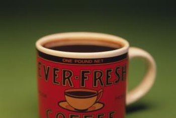 Promotional items, such as coffee mugs, can provide permanent advertising to a business.