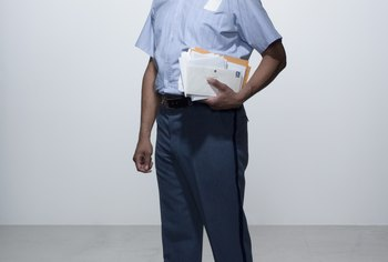 Mail carriers are federal government employees.