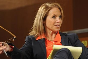 "Reaching the level of former ""CBS Evening News"" and ""Today"" anchor Katie Couric is a long shot."