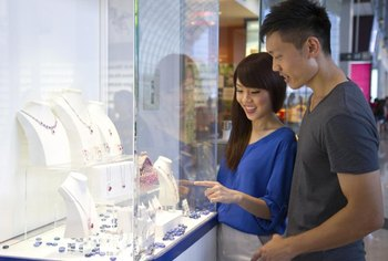 Designing and organizing the window display is often the manager's responsibility.