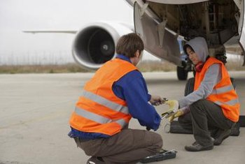 A BS in aviation technology could lead to a promotion as an inspector.