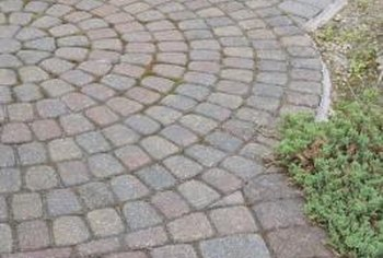 Always purchase extra pavers for new installations so you have replacements for damaged pavers.