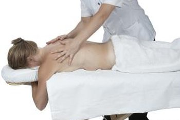 Legal requirements, health issues and customer complaints are challenges faced by massage business owners.