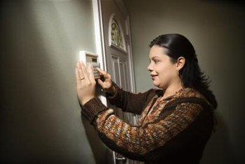 Keeping your home secure with ADT may not work with Vonage.