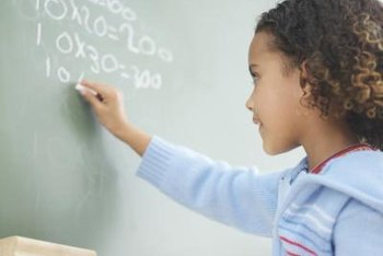 Chalkboards allow mistakes to be quickly erased, boosting writing confidence.