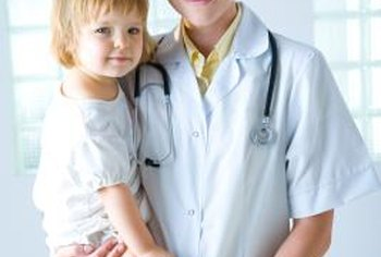 Pediatricians focus on the medical needs of children.