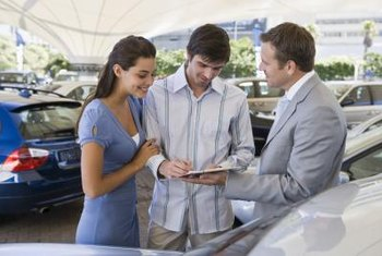 Make sure to get a place big enough to hold plenty of inventory if you're opening an auto dealership.