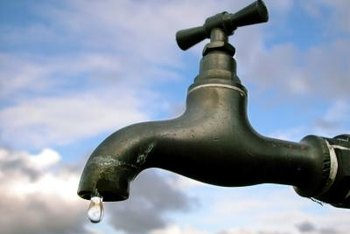 Repairing a single dripping faucet can put a dent in your water bill.