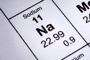 Sodium is beneficial in small quantities but unhealthy when too much is consumed.