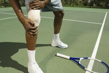 Athletes rely on sports doctors to get back in the game.