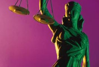 Legal staffing helps balance the scales of justice.