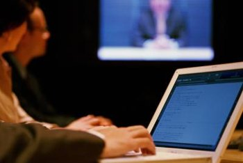 Virtual meetings can incorporate employees from multiple locations.