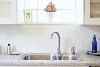 Clean your old tiles to give them a fresh look.