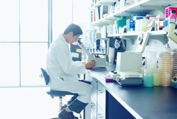 There are more than 330,000 medical technologists and medical laboratory technicians working in the United States.