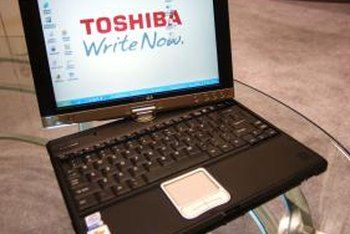 A Toshiba laptop's charger heats up in normal use.