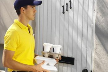 Offering food delivery can increase sales.