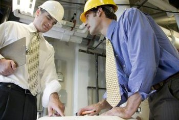 Collaborate with developers on construction projects.
