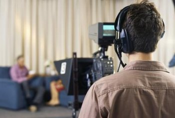TV stations offer a number of different positions.