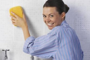 Cleaning mold without bleach is safer and more effective.
