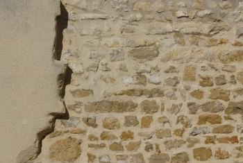 Mortar will stick to brick without additional adhesives