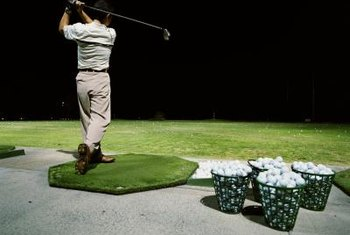 Effective practice techniques are a key to golf improvement.