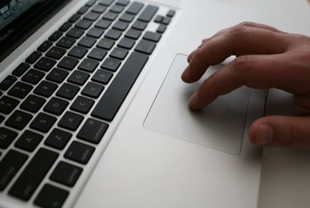 If the touchpad is frozen, keyboard commands may unfreeze your Mac.