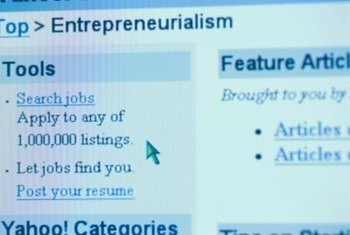Promote yourself using LinkedIn's online, resume-like tools.
