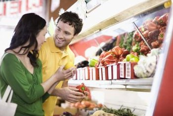 Grocers should closely monitor inventory levels of perishables.