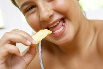 Chips are a common choice for individuals who experience cravings for salty, crunchy foods.