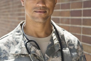 Nurses joining the Army don't have to go to boot camp.