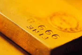 "Gold is often referred to as ""just another currency."""