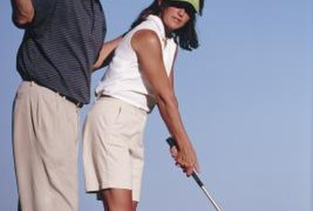Golf instruction sometimes seems to be an oxymoron.