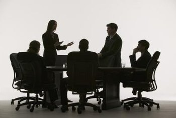 Collaborative meetings are ideal for problem solving in the workplace.