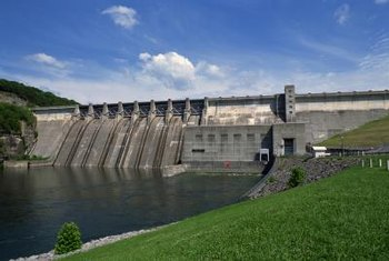Hydroelectric power produces 19 percent of the world's electricity.